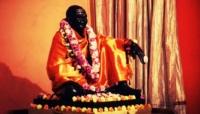 Murti of Bhagawan Nityananda at Sri Nityananda Ashram